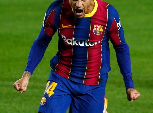 Philippe Coutinho scored Barcelona's equaliser against Sevilla