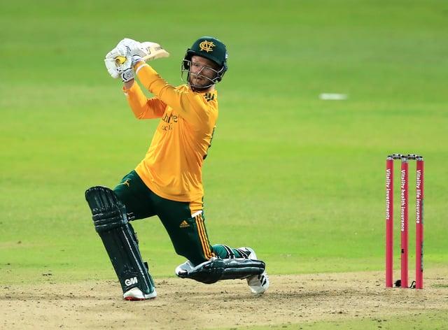 Ben Duckett scored half-century as Nottinghamshire defeated Surrey in the T20 Blast final