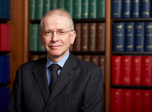 Lord Reed wants to see an ethnic minority justice before he retires in six years' time