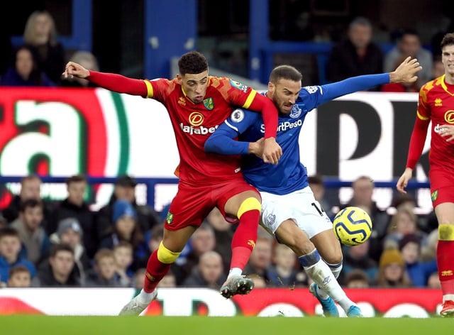 Ben Godfrey has joined Everton