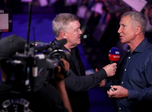 Souness' comments caused a backlash on social media from the likes of Spurs legend Ossie Ardiles