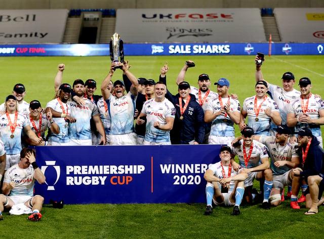 Sale Sharks v Harlequins – Gallagher Premiership Cup – Final – AJ Bell Stadium