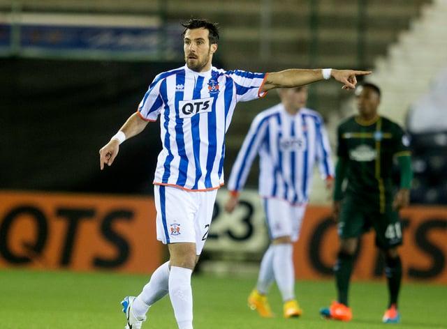 Manuel Pascali feels he will return to Kilmarnock one day