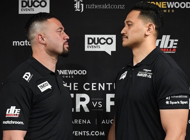 Parker and Fa will do battle in December