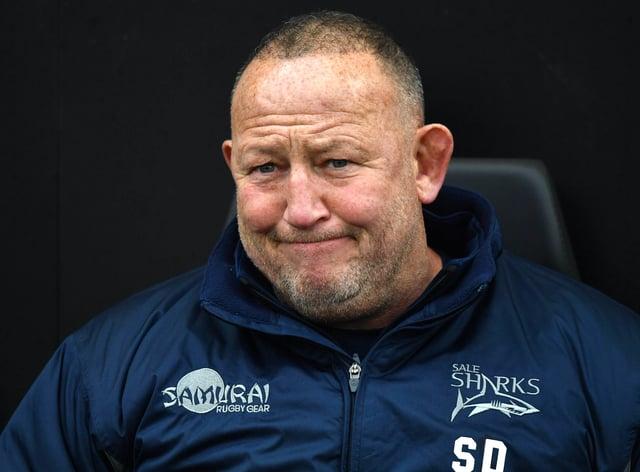 Exeter Chiefs v Sale Sharks – Gallagher Premiership – Sandy Park
