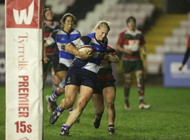 Taylor was released from DMP Durham Sharks a few weeks ago