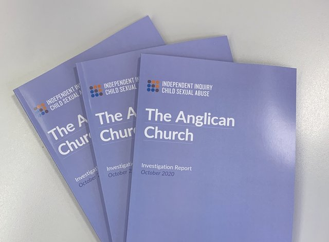 The Independent Inquiry into Child Sexual Abuse's report on the Anglican Church