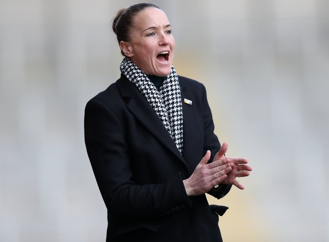 Stoney has said the Conti Cup kick off time is bad for the visibility of the women's game
