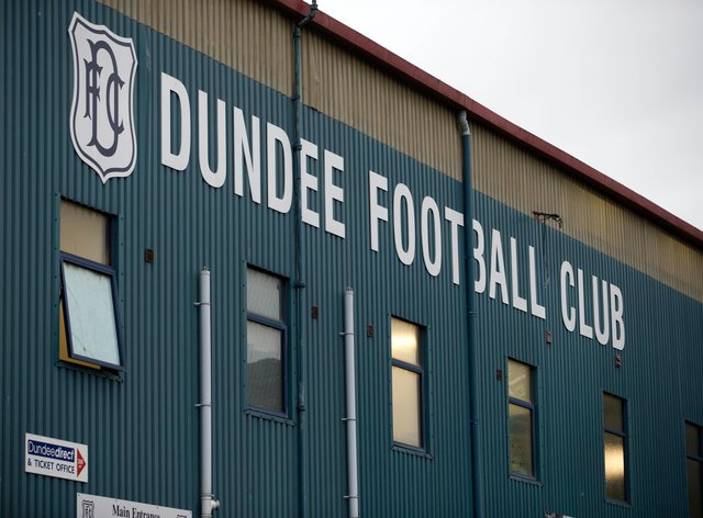 Dundee have been awarded three points