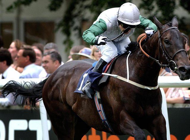 Attraction has produced another Frankel foal