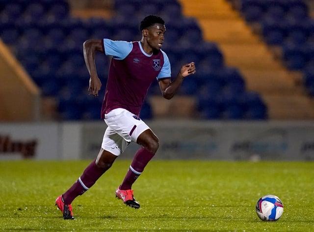 Tunji Akinola has joined Leyton Orient (John Walton/PA)