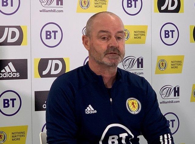 Steve Clarke to make changes after Covid-19 hit the Scotland squad