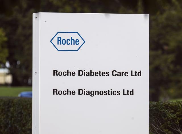 Roche Diagnostics Ltd in Burgess Hill, East Sussex