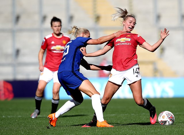 Jackie Groenen criticises the lack of 'visibility' in women's football