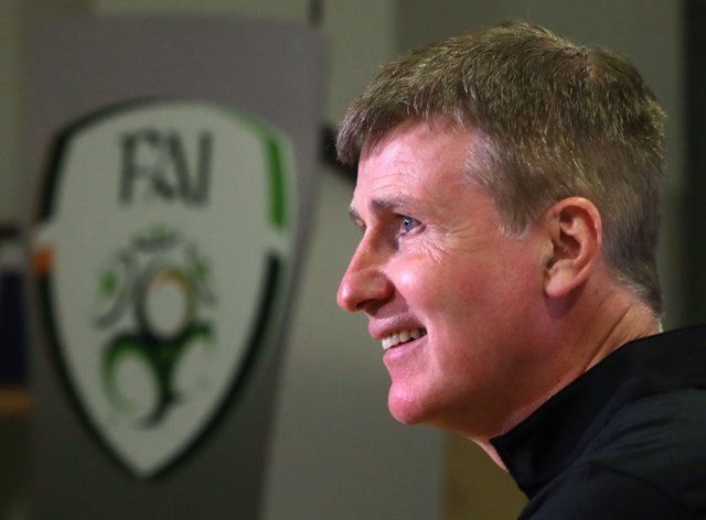 Republic of Ireland manager Stephen Kenny will send his side into Euro 2020 play-off battle with Slovakia on Thursday evening
