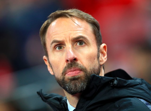 Gareth Southgate insists he has no issues with Jose Mourinho calling him 'Gary' by mistake
