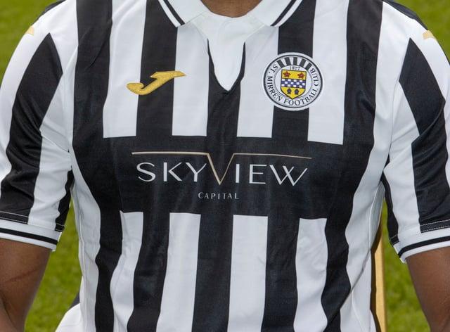 Jon Obika was on target in St Mirren's victory