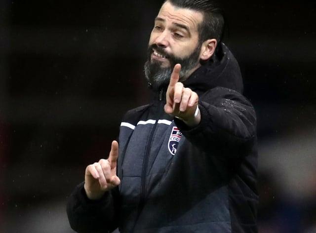 Stuart Kettlewell's side drew 3-3 at Montrose