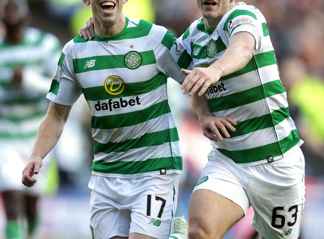 Ryan Christie and Kieran Tierney are both in self-isolation