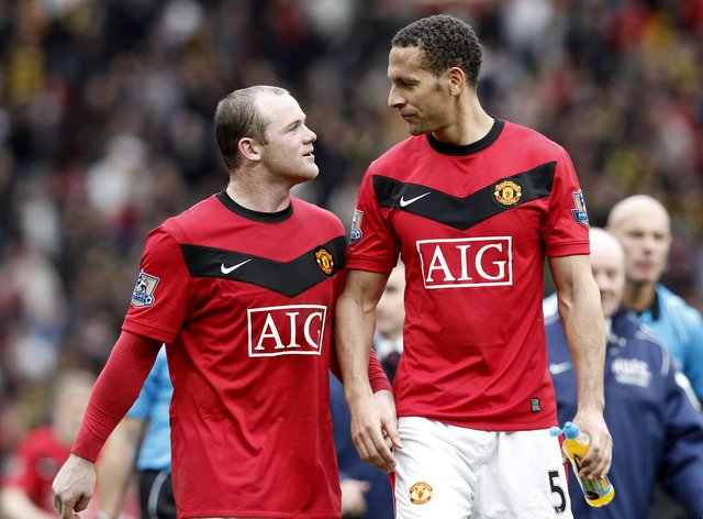 Rooney and Ferdinand have both publicly spoken about turning their hand to boxing in the past
