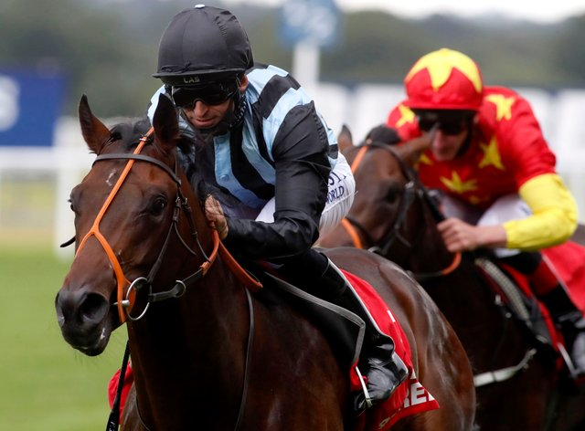 Chindit is a leading contender for the Dewhurst Stakes at Newmarket