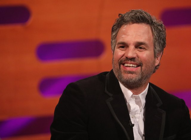Ruffalo has got naked for an election video