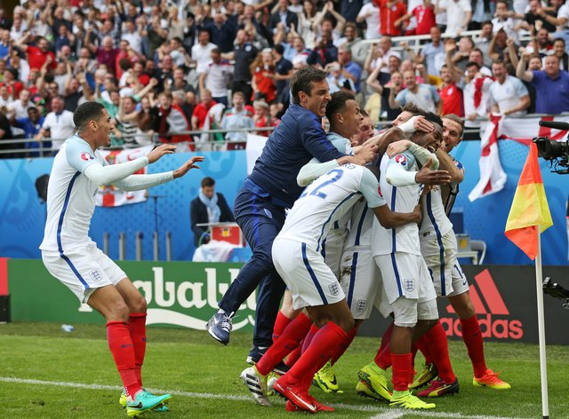 England beat Wales 2-1 in thrilling fashion the last time the two sides met at Euro 2016