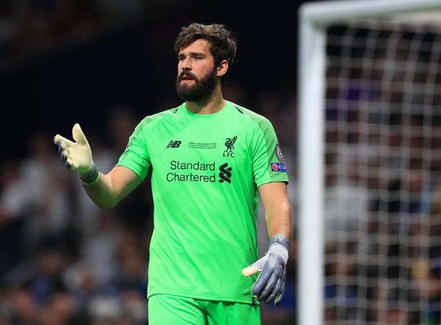 Alisson Becker's brother Muriel helped scout teenager Marcelo Pitaluga