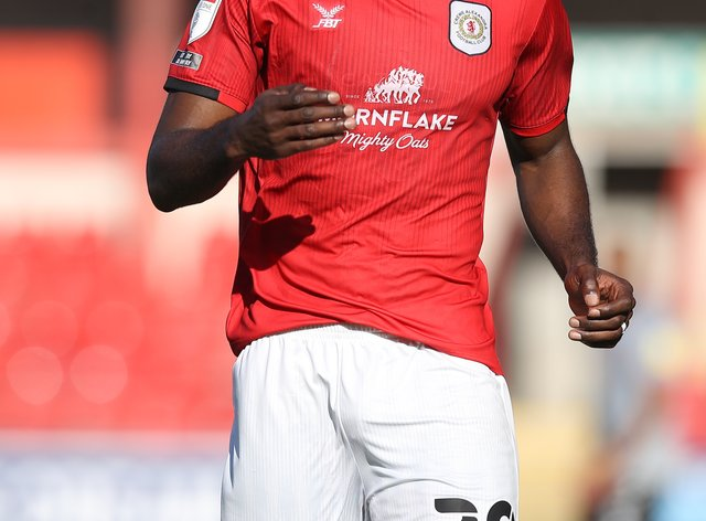 Three Crewe players have been ruled out of the game against Wigan after testing positive for Covid-19