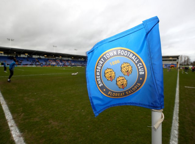 Shrewsbury Town v Wolverhampton Wanderers – FA Cup – Fourth Round – Montgomery Waters Meadow