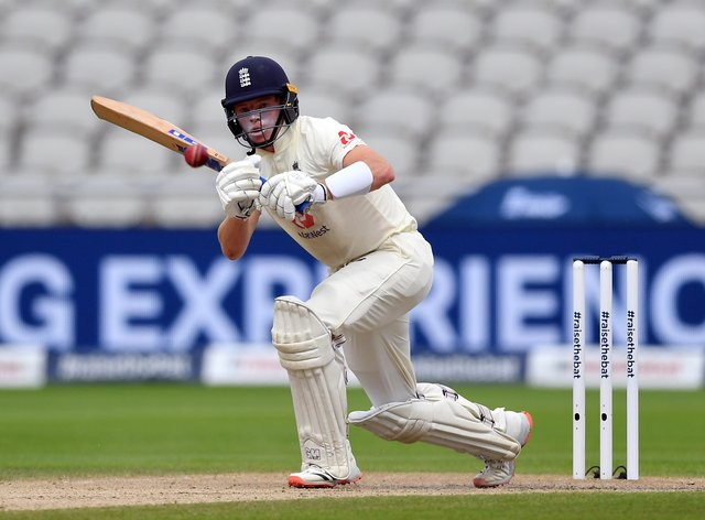 England's Ollie Pope has switched to the Welsh Fire for the delayed Hundred
