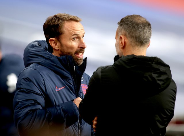 Gareth Southgate's new-look side were too good for Ryan Giggs' Wales