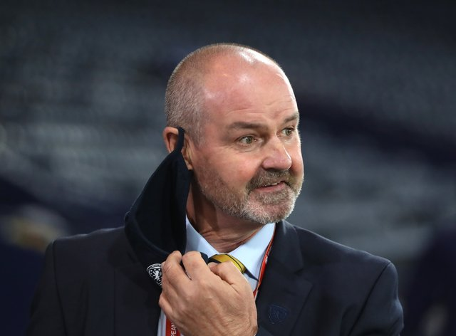 Steve Clarke happy with Scotland Euro win