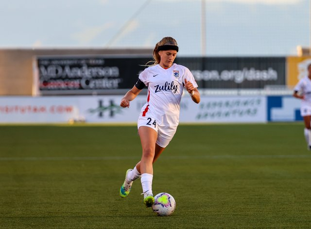 Bethany Balcer has been called up to the US camp for the first time