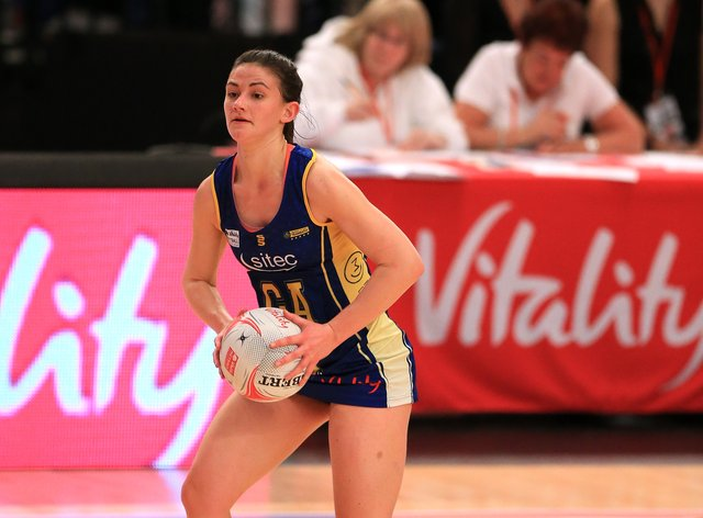 Laura Rudland has made the move to Celtic Dragons for next season