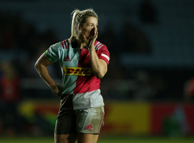 Rachael Burford will captain Quins in the opening round of the Premier 15s
