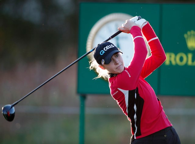 Nelly Korda is out of the competition