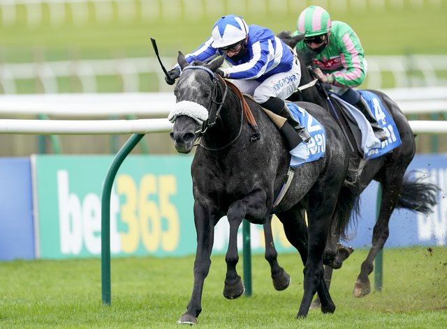 Happy Power was a winner at Newmarket
