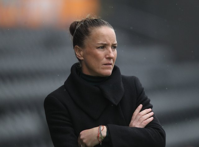 Stoney is worried about the future of women's football