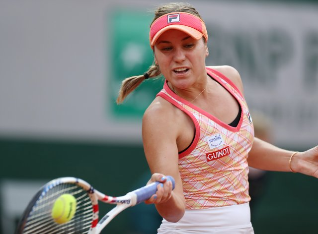 Sofia Kenin will be looking to earn her second grand slam title of the year