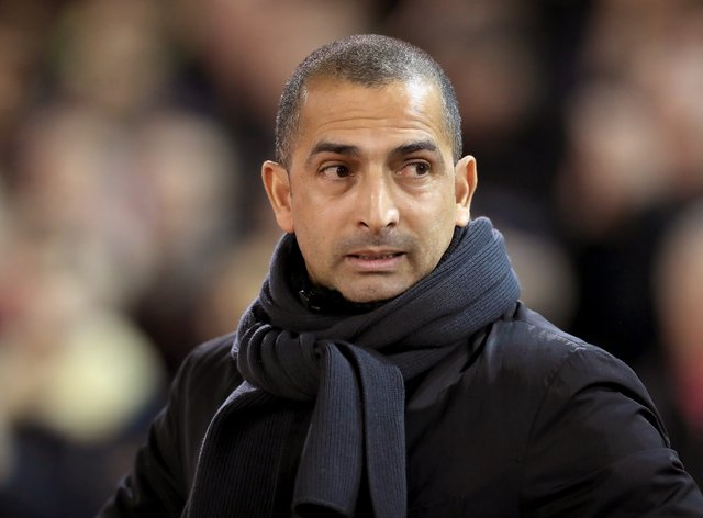 Sabri Lamouchi spent 15 months in charge at the County Ground