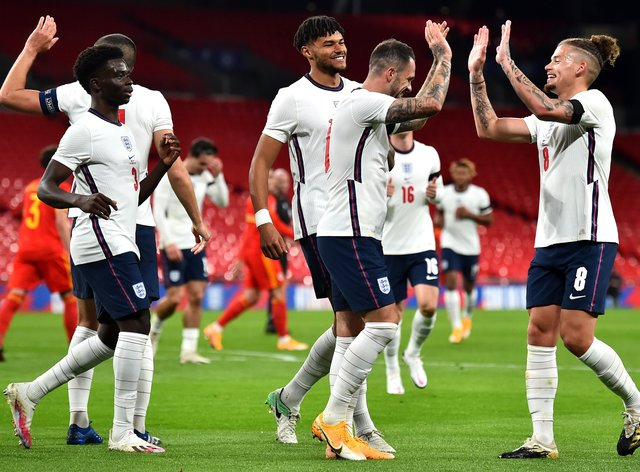 Southgate insists more players can still force their way into his thinking