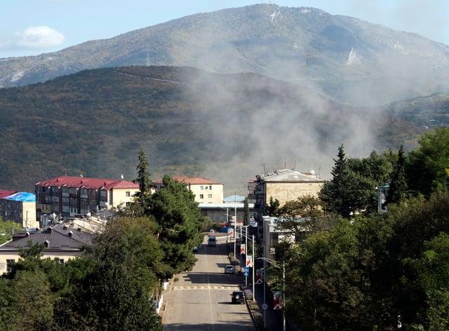 Armenia Azerbaijan