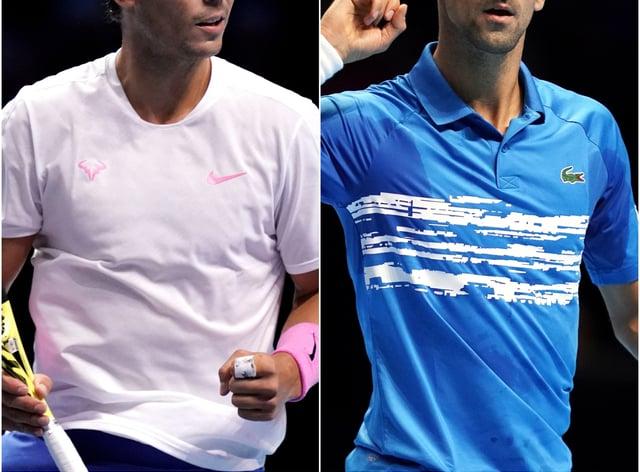 Novak Djokovic will take on Rafael Nadal in the French Open final