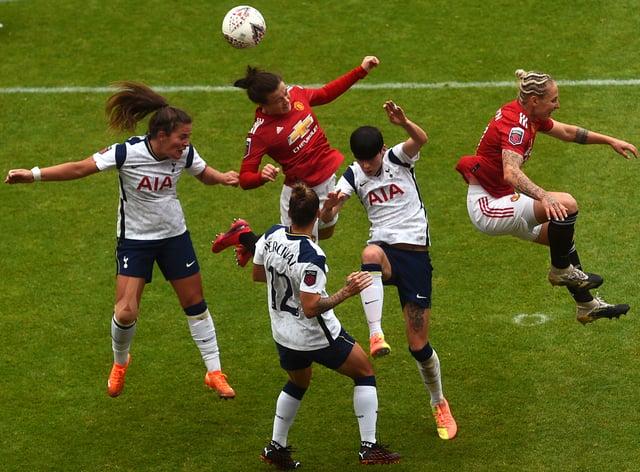 United have finally broken the deadlock