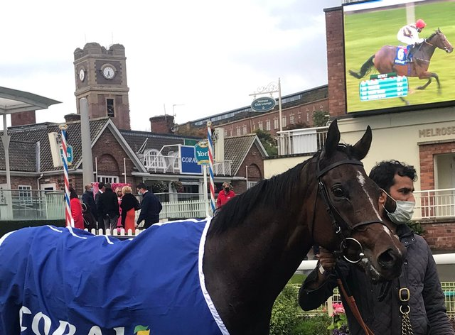 Gulliver won York's big sprint for a second time