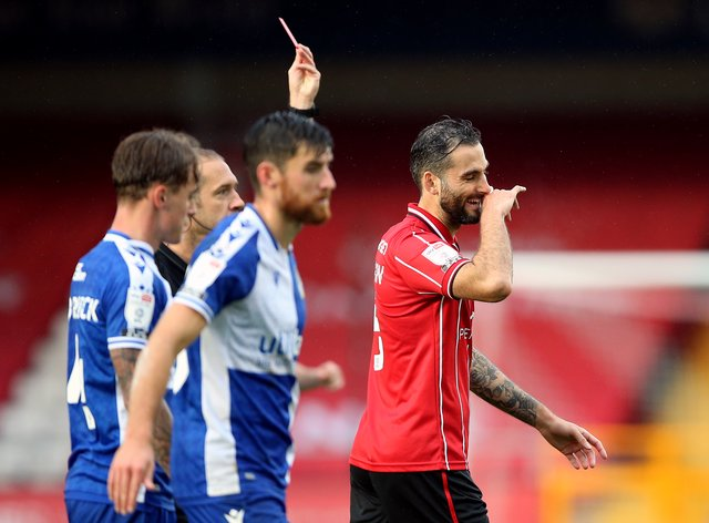 Lincoln City v Bristol Rovers – Sky Bet League One – LNER Stadium