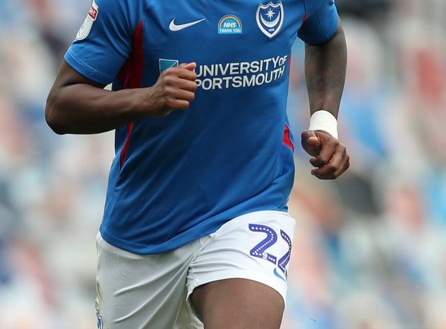 Ellis Harrison's penalty earned Pompey all three points
