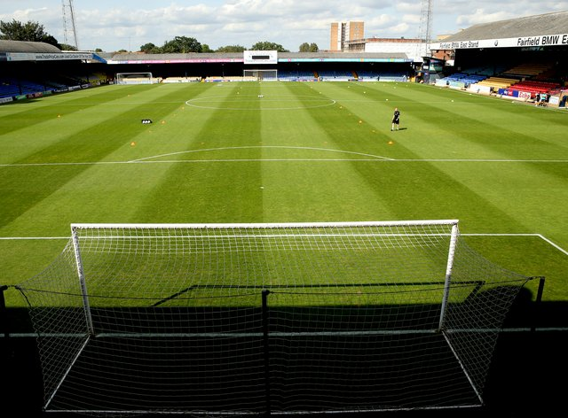It was an entertaining game at Roots Hall
