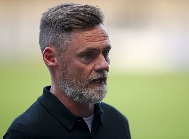 Salford manager Graham Alexander was less than impressed with his team